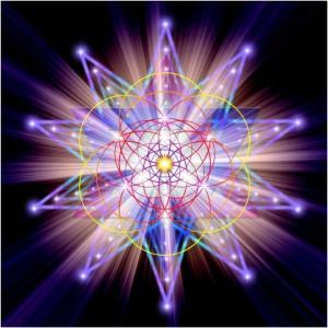 geometria sagrada estrella