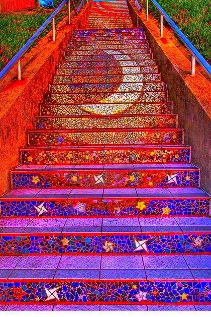 escaleras artisticas