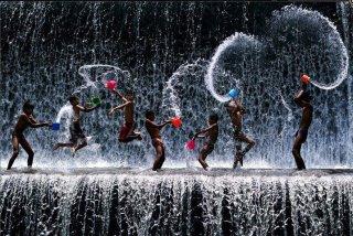 agua, juegos