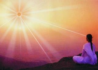 meditacion con sol