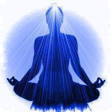 meditacion azul