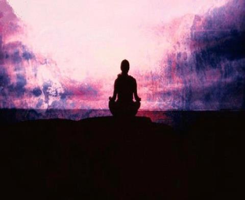 meditacion negroyvioleta