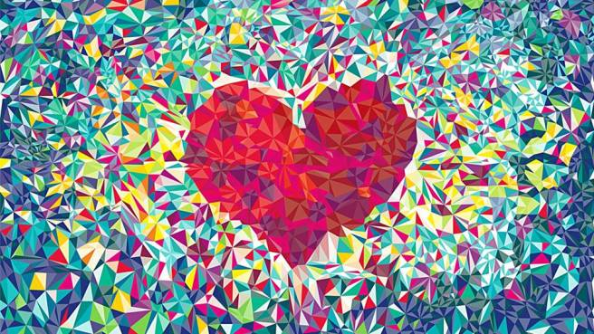 corazon fractal