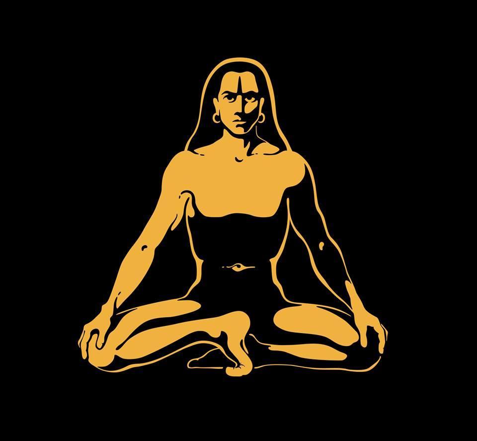 hombre meditacion babaji