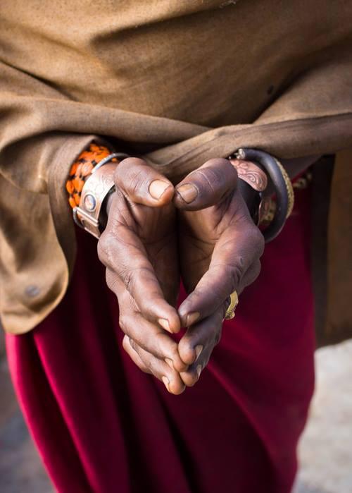 manos plegaria