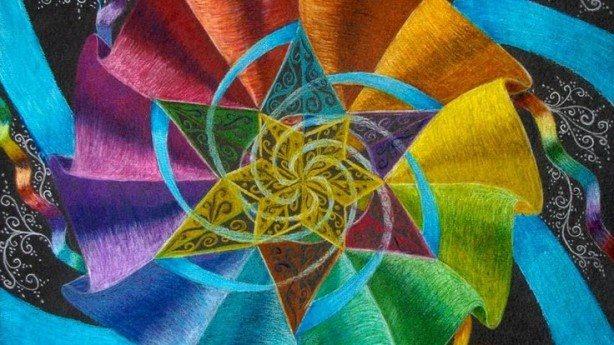 espiral reguilete