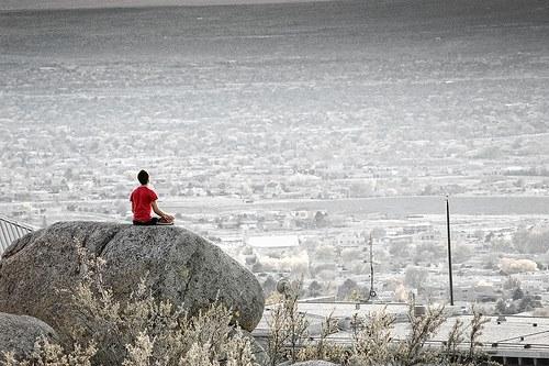 meditacion mar