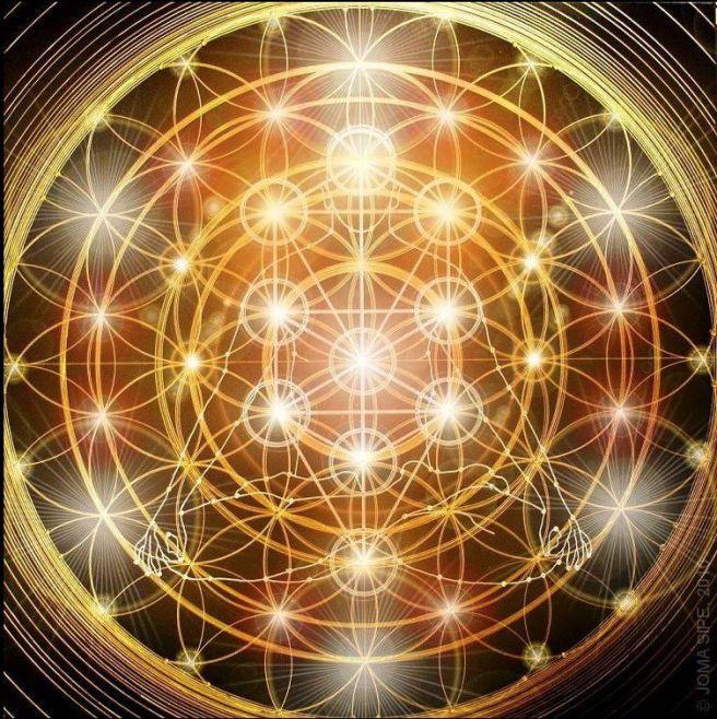 geometria sagrada soles