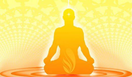 meditacion amarilla