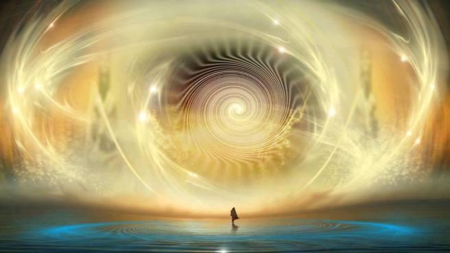 ser espiral y misterio