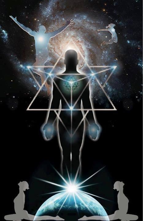 ser humano geometria
