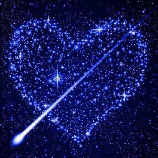 corazon de estrellas