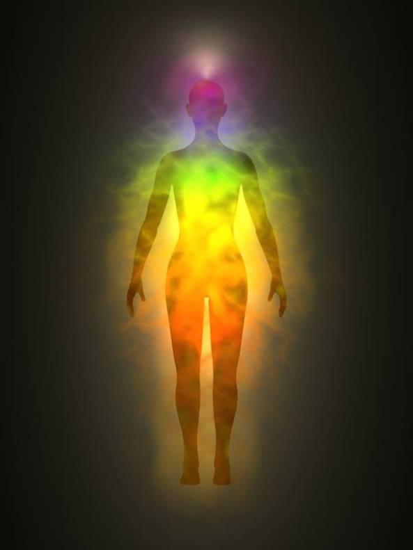 aura colores del cuerpo