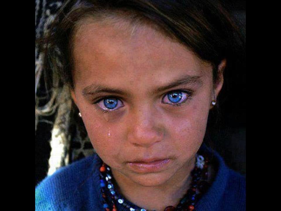 niña llorando