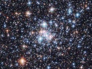 universo luces