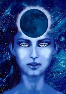 mujer azul ch6