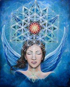 geometria sagrada mujer