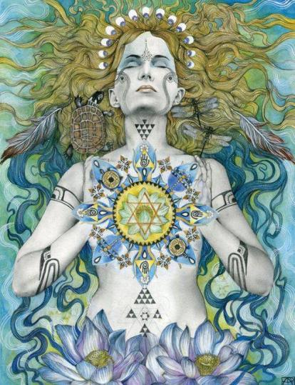 mujer-dibujo-geometria-sagrada