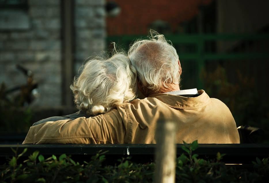 amor anciano