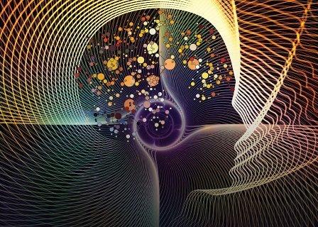 mujer dibujo cerebro