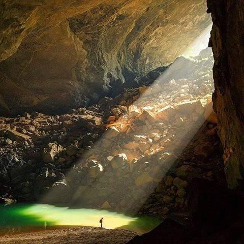 cueva inmensa