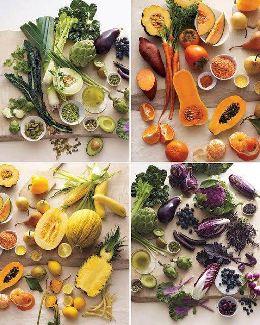 cocina verduras