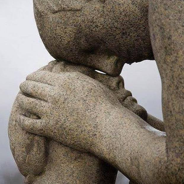 amor en piedra