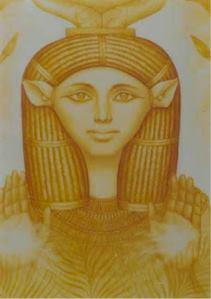 mujer Halhor